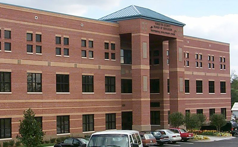 Forsyth County Board of Education | Cooper & Company General Contracting