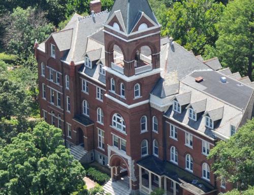 Agnes Scott College – Main Hall