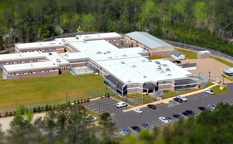 Atlanta Youth Detention Center