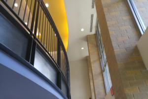 Wolf Creek Elementary School Foyer | Cooper & Company General Contractors