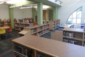 Wolf Creek Elementary School Library | Cooper & Company General Contractors