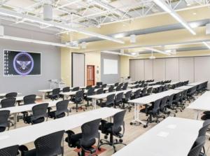 Training Classroom | Gwinnett Fire Training Academy | Cooper & Company General Contractors