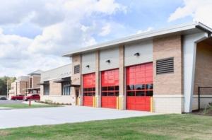 Exterior | Gwinnett Fire Training Academy | Cooper & Company General Contractors