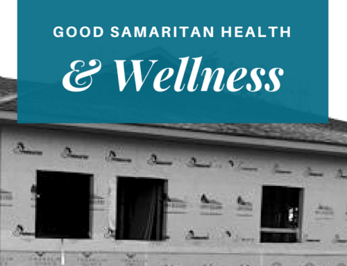 In Progress: Good Samaritan Health & Wellness Center Phase II