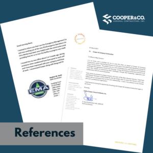 Company References   Cooper & Company General Contractors   Cumming, GA