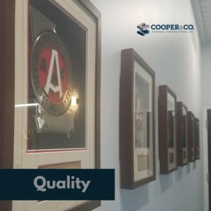 Company Awards & Accolades   Cooper & Company General Contractors   Cumming, GA