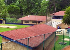 Emory University | Chappell Park Baseball Clubhouse | Atlanta, GA | Cooper and Company GC