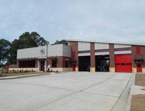 Gwinnett Fire Station #15