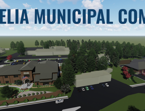 Groundbreaking for City of Cornelia Municipal Complex Set