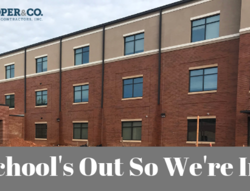 School's Out So We're In!
