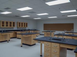 Lilburn Middle School Classroom   Cooper & Company