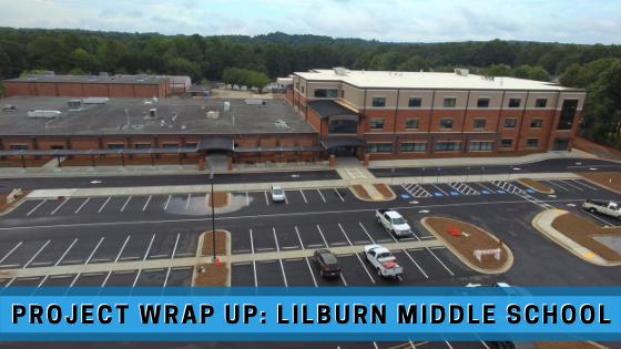 Lilburn Middle School | Cooper & Company