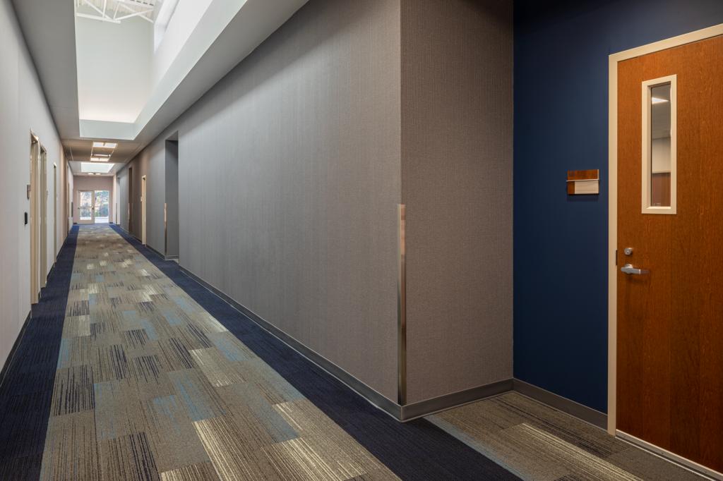 Cooper & Company | Bay Creek Hallway