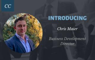 Introducing Chris Maier as Business Development   Cooper & Company General Contractors   Atlanta, GA