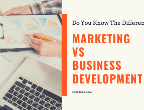 Marketing VS. Business Development | What's the Difference?