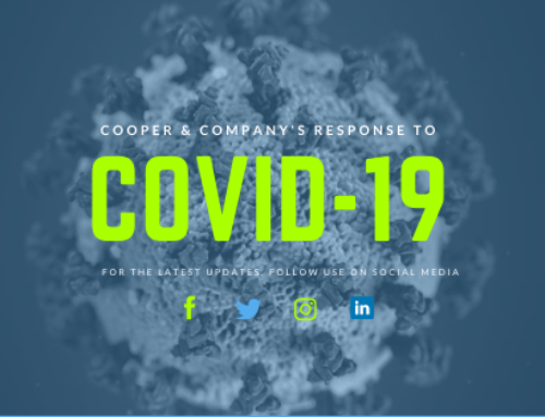 UPDATE:  Cooper & Company's Response to COVID -19 | What You Need to Know